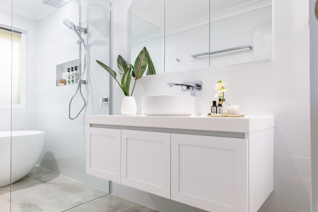 bathroom renovations rose bay