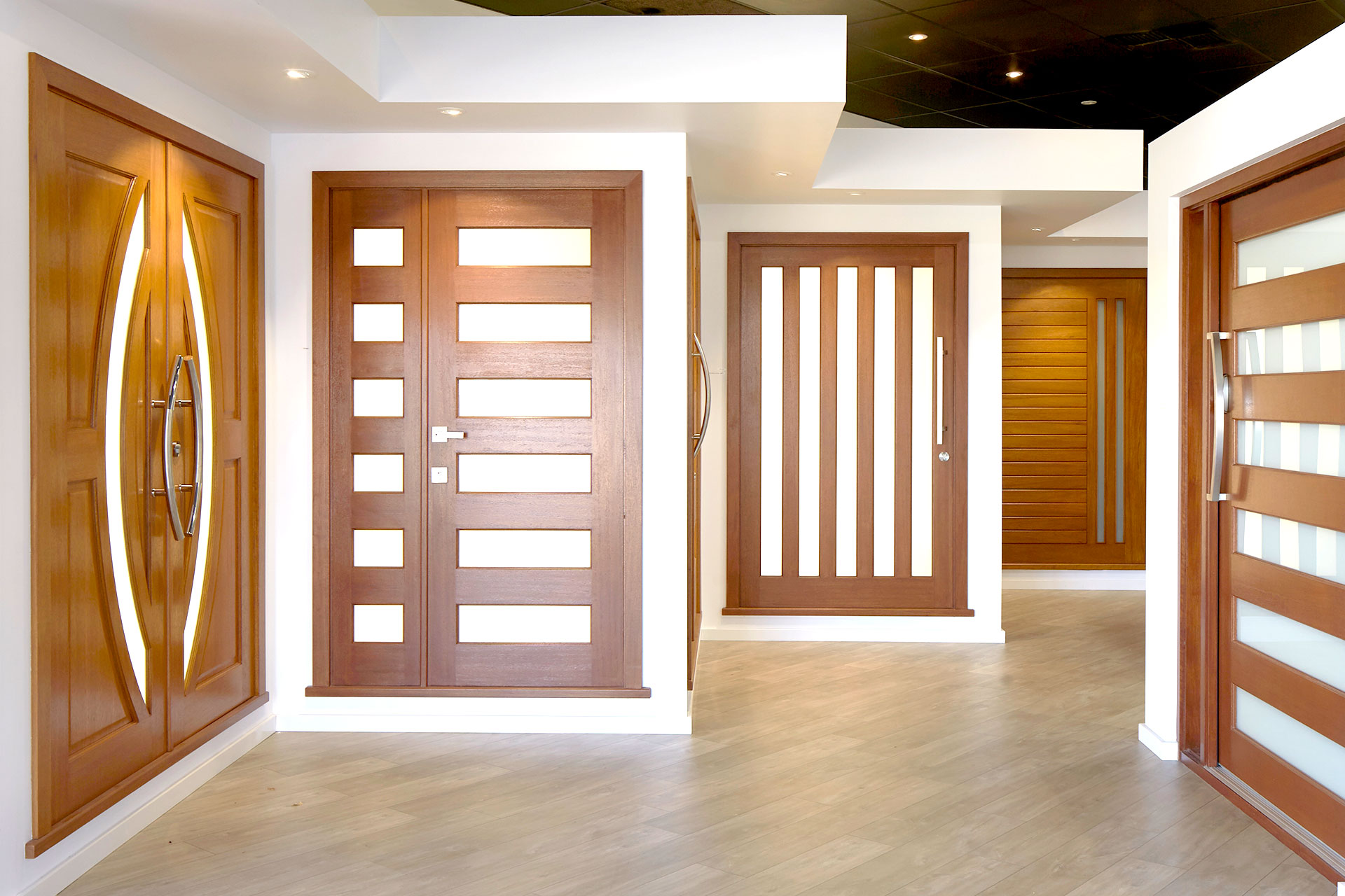 solid timber entrance doors in sydney