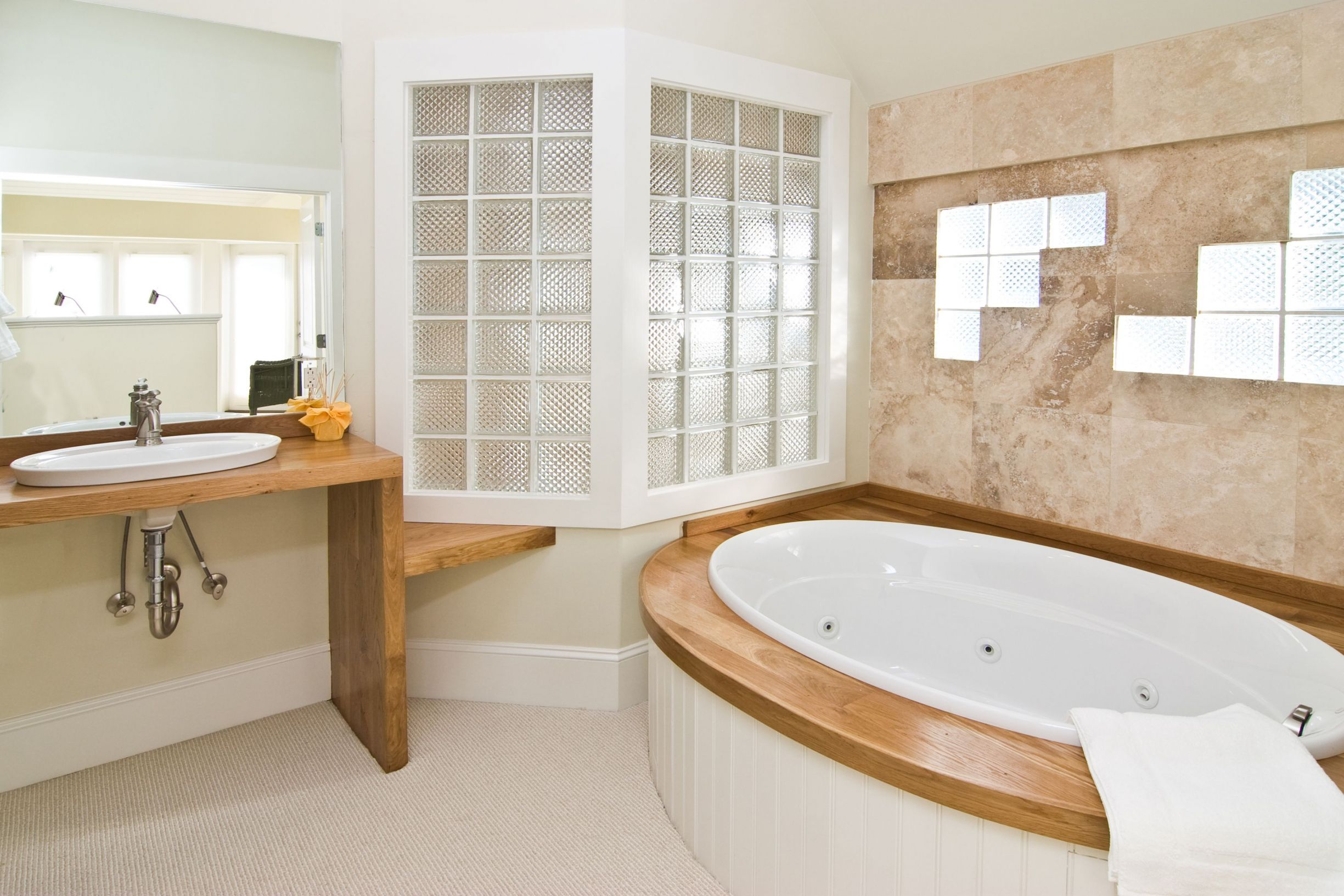 Awesome Look of bathroom Renovation