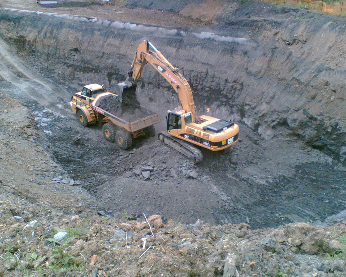 bulk excavation sydney
