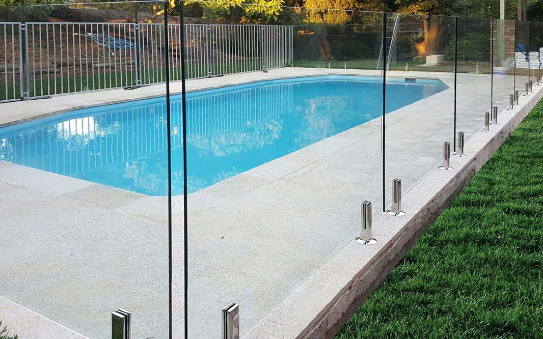 glass pool fencing north shore