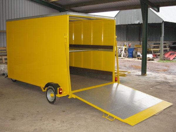 Box trailer Sydney