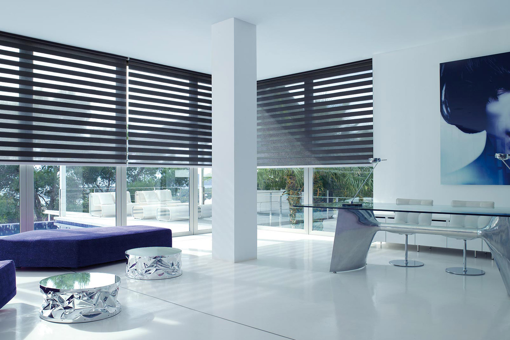 High quality roller blinds services
