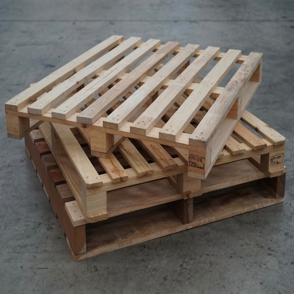 set of pallets