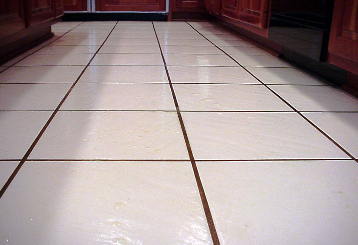 grout sealing products