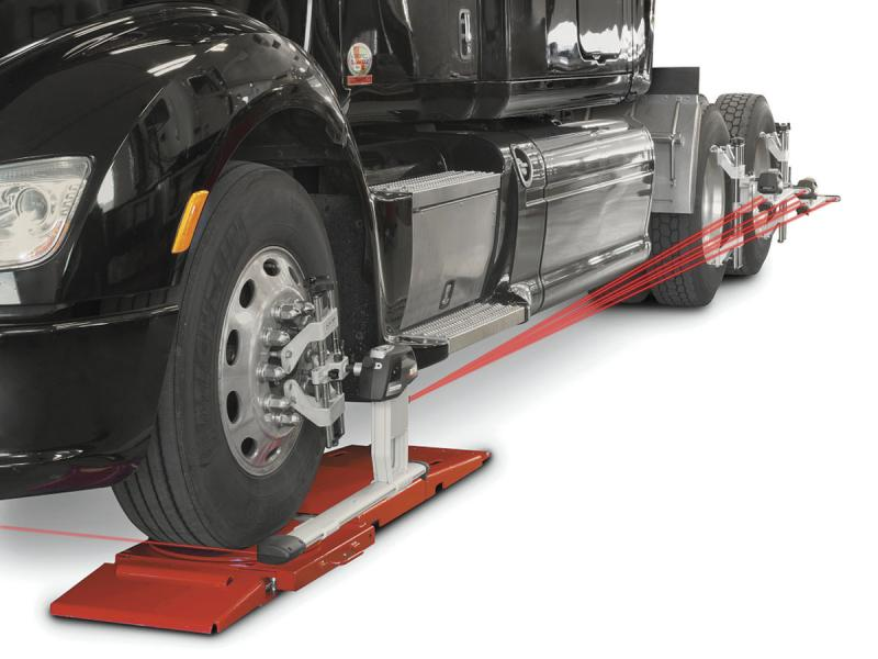 truck wheel alignment sydney