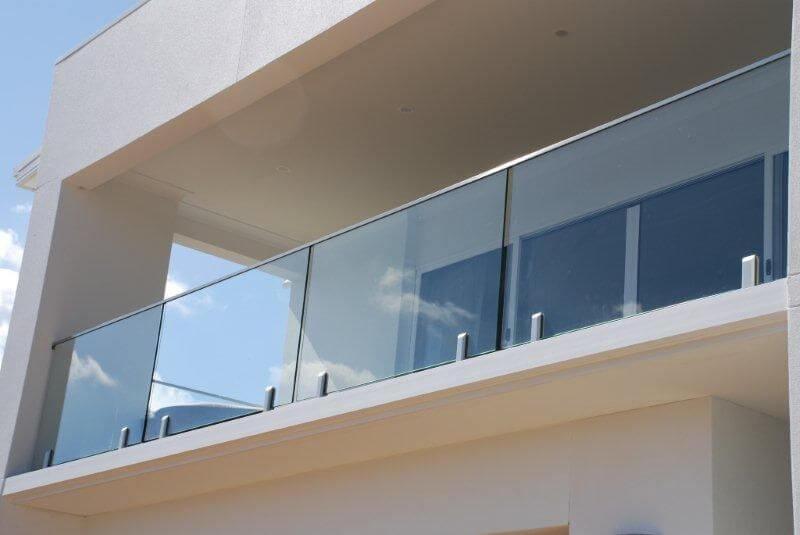 balcony glass balustrades sydney