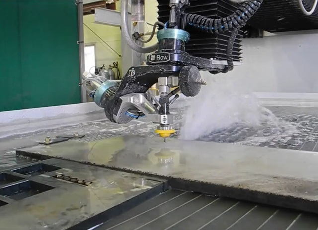 water jet cutting Sydney