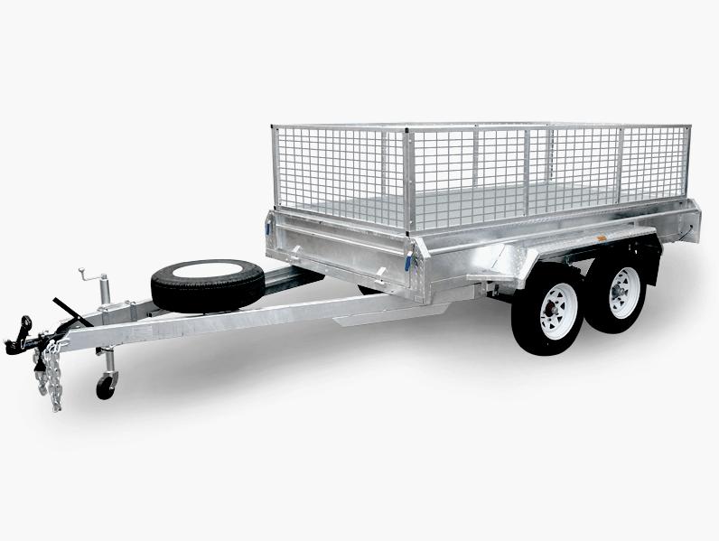 tandem trailer sydney