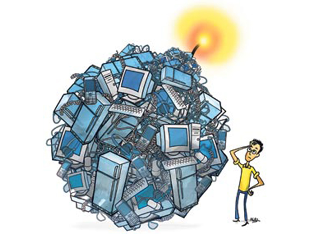 Expert electronic recycling Sydney solutions
