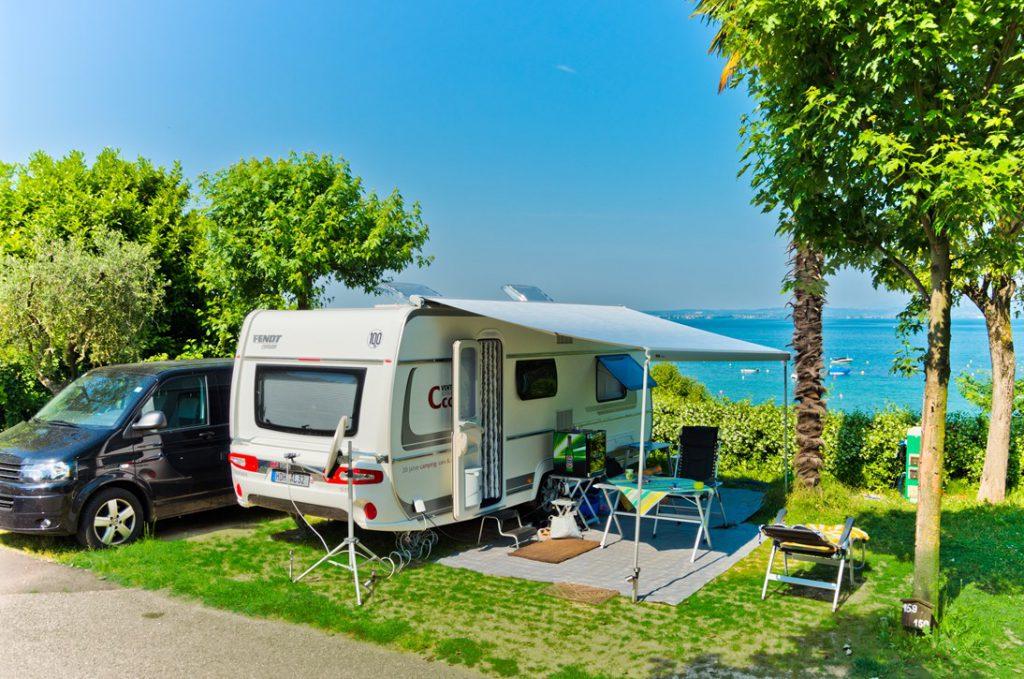 your holiday caravan
