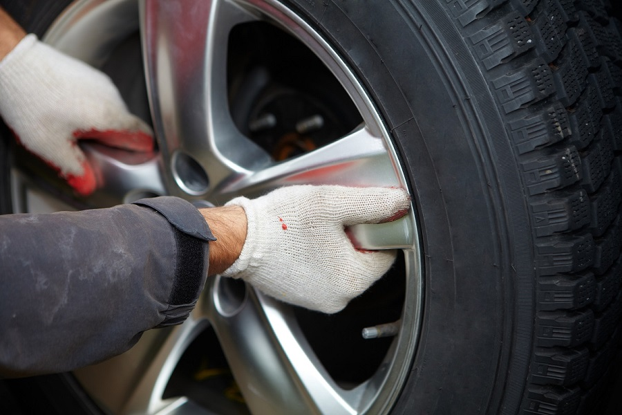 mobile tyre replacement Sydney