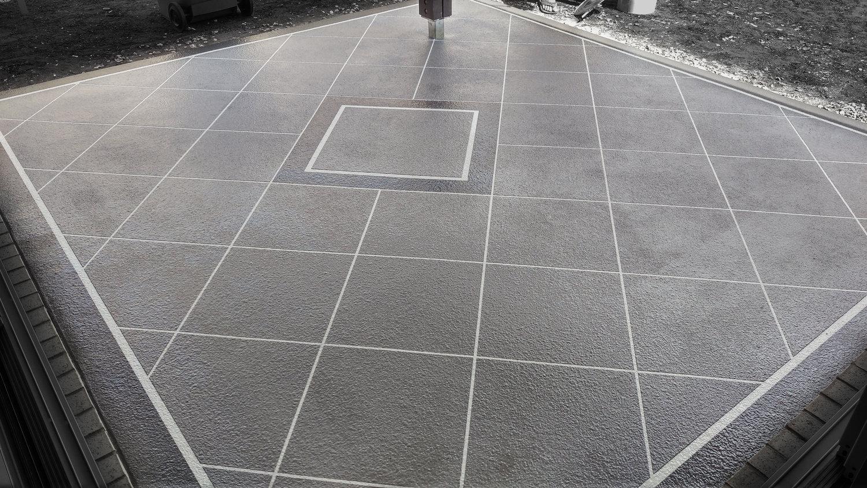 concrete stencils