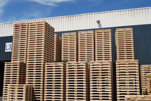 2nd Hand Pallets