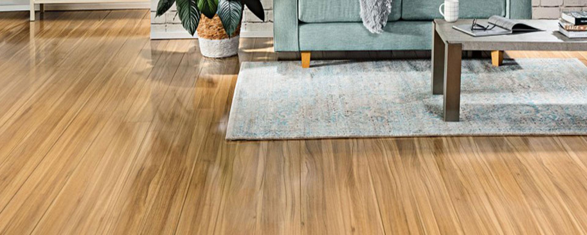 Timber flooring taren point