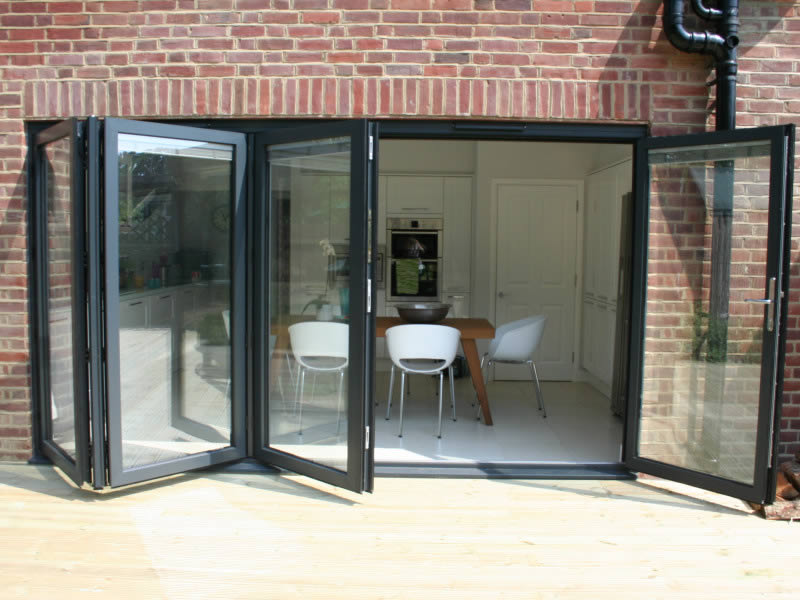 However, some of us are also uncertain about the advantages of aluminum folding doors. This article shows some of the benefits of installing aluminum folding doors in your house.