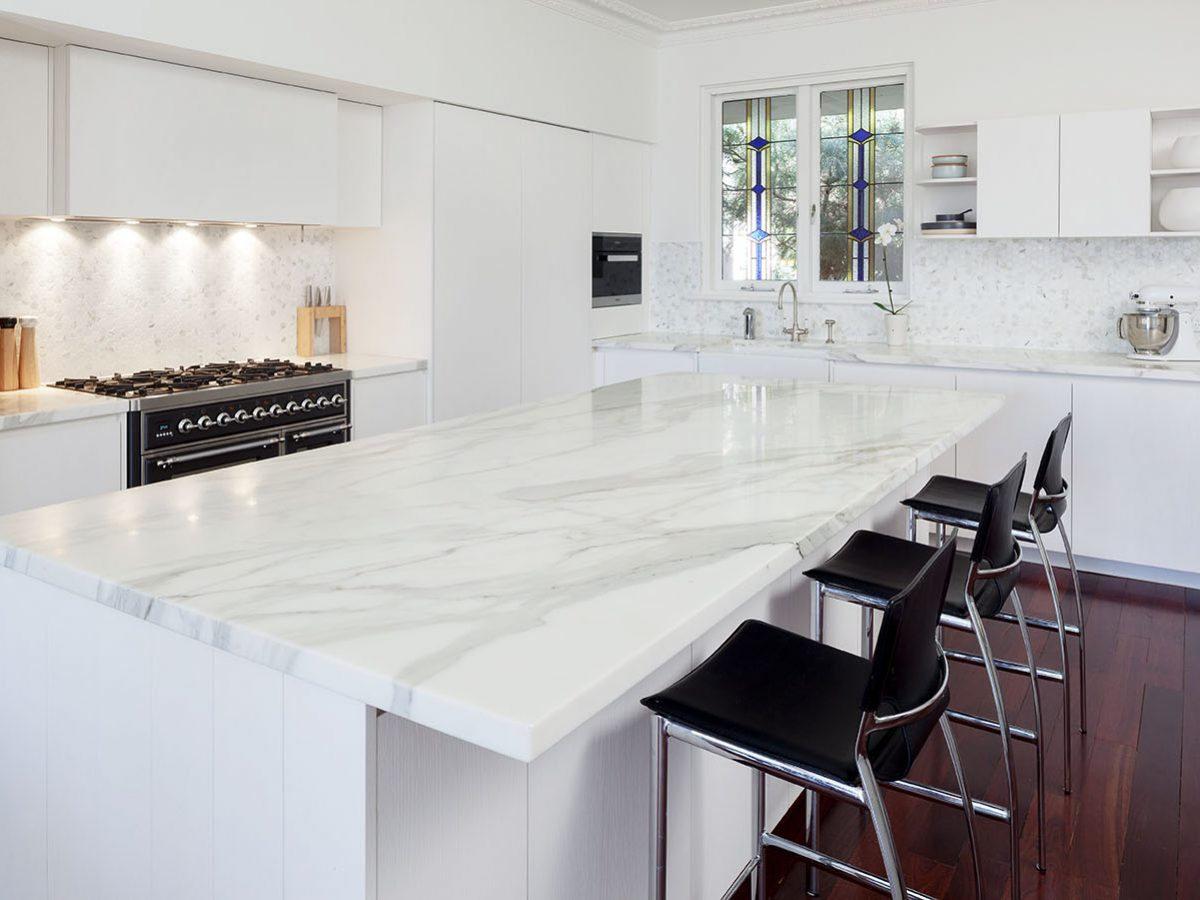 manufactured stone benchtops