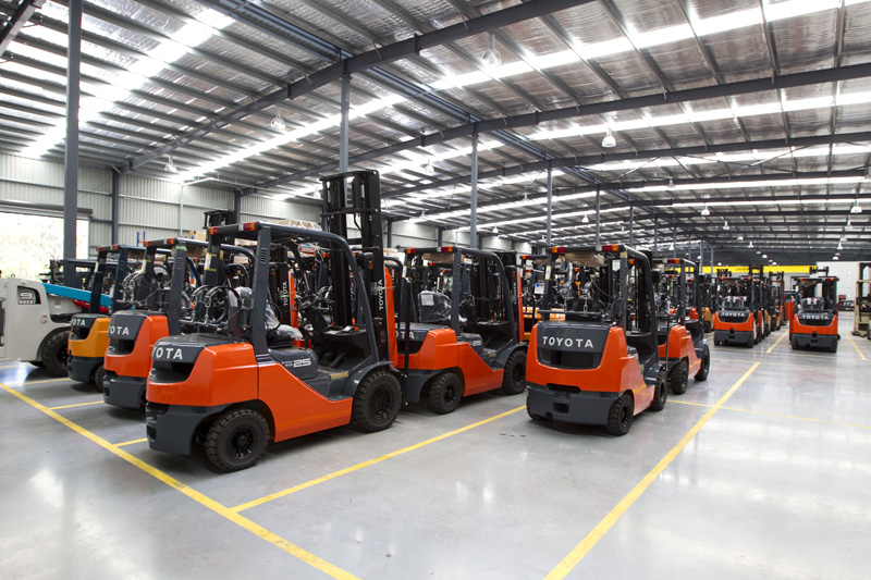 You need a forklift for your business. You have to calculate the forklift hire cost first. Capacity is also important. You may rent for a fixed period of time.