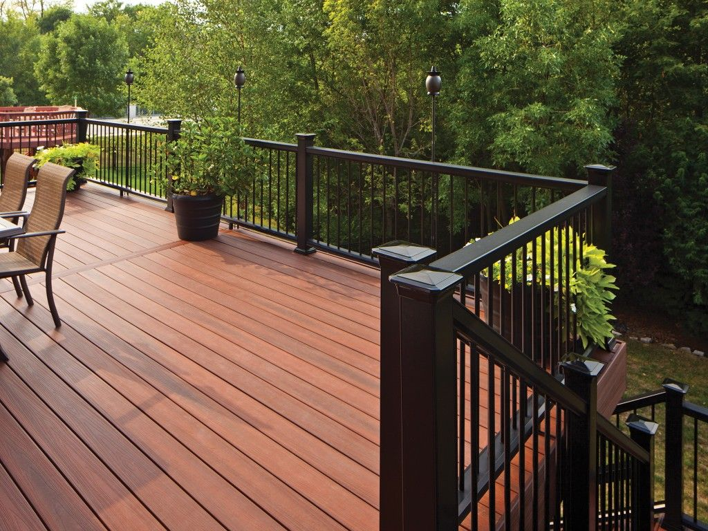 Stainless balcony railings