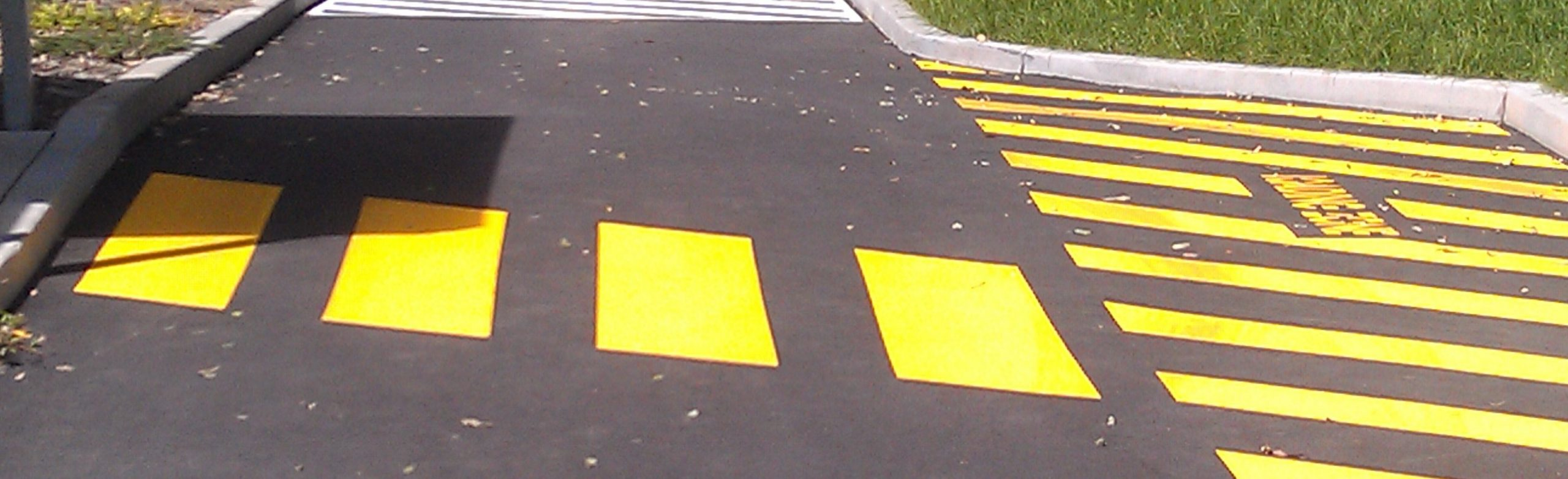 LINE MARKING IN WOLLONGONG