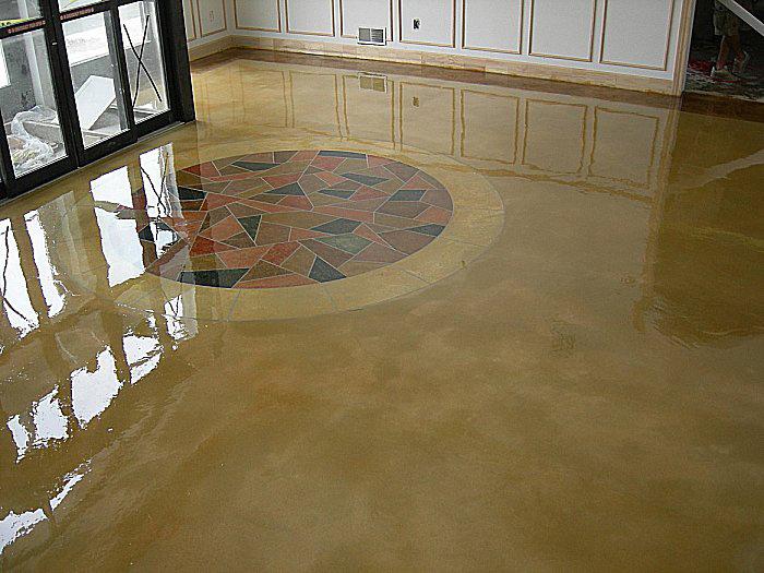 concrete floor polishing in sydney
