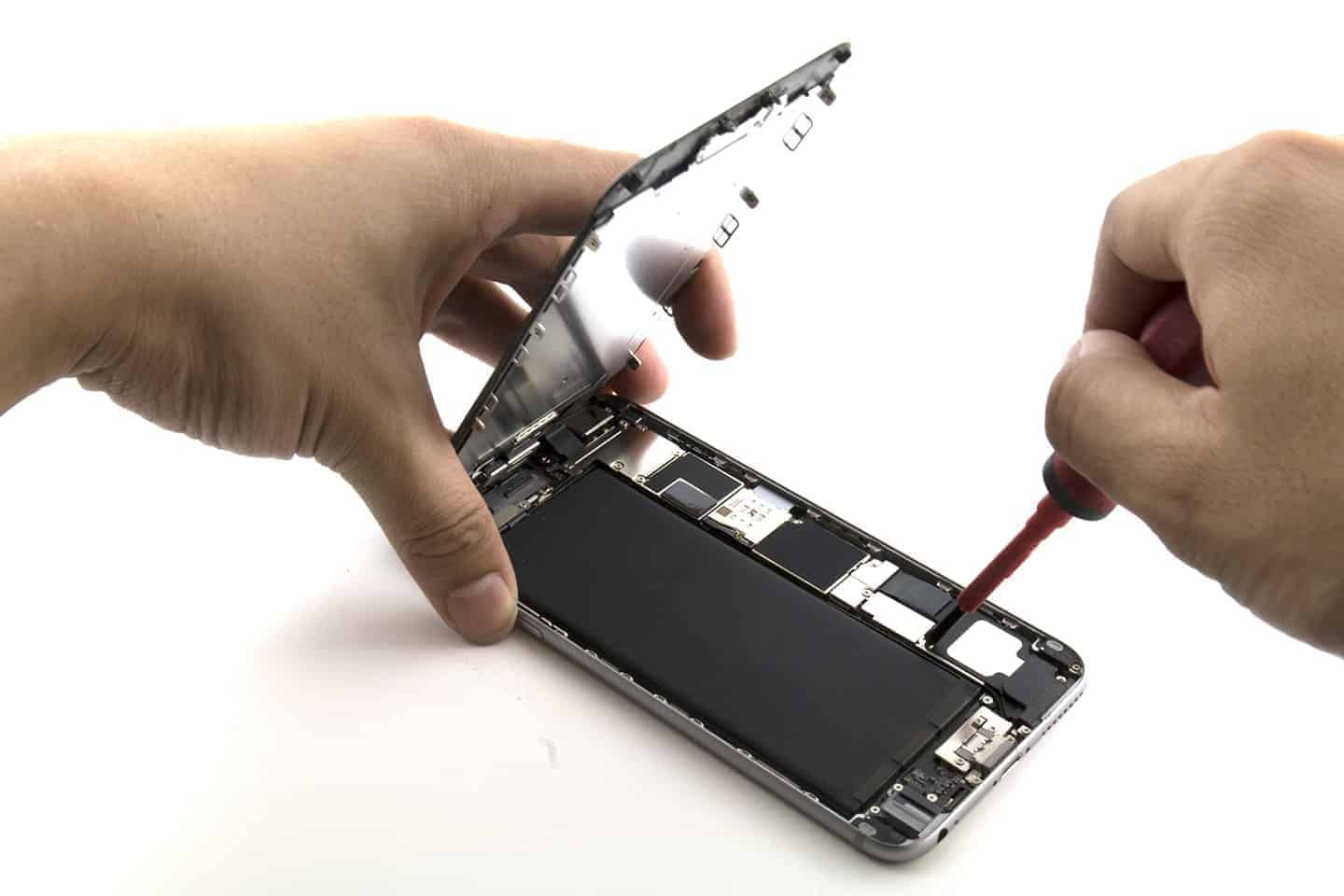 IPhone battery replacement near me