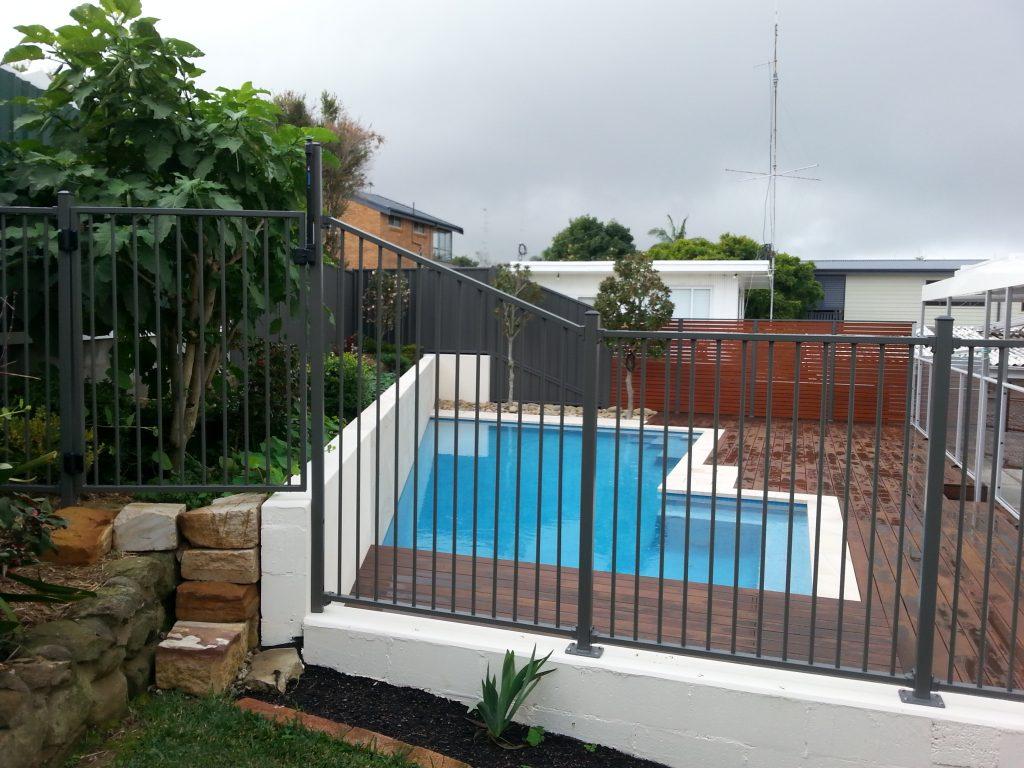pool fencing Newcastle