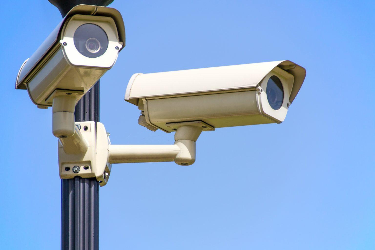 Pros & Cons Of Public Security Cameras