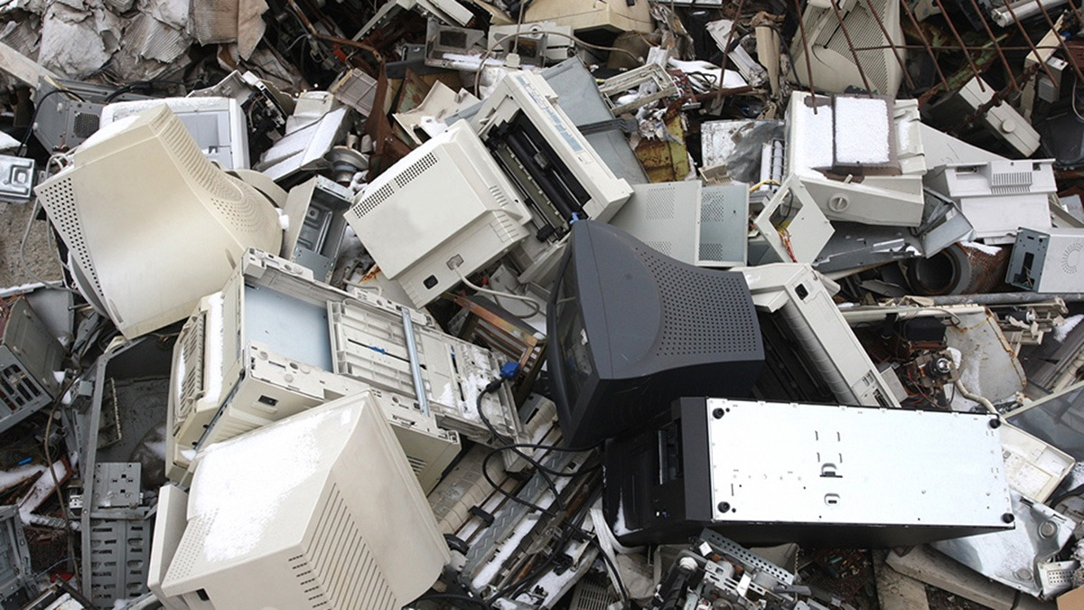 E-waste recycling services in Sydney